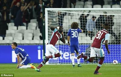 Chi tiết West Ham - Chelsea: Khách không có quà (KT) - 4