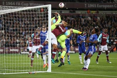 Chi tiết West Ham - Chelsea: Khách không có quà (KT) - 6