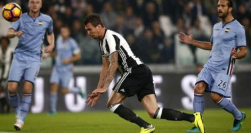 Juventus - Sampdoria: Dễ dàng có điểm - 1