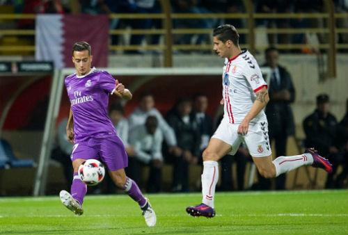 Leonesa - Real Madrid: Tưng bừng 8 bàn thắng - 1