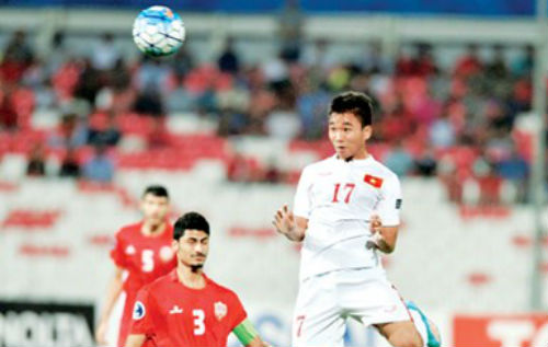U19 Việt Nam và dấu ấn thể hình - 1