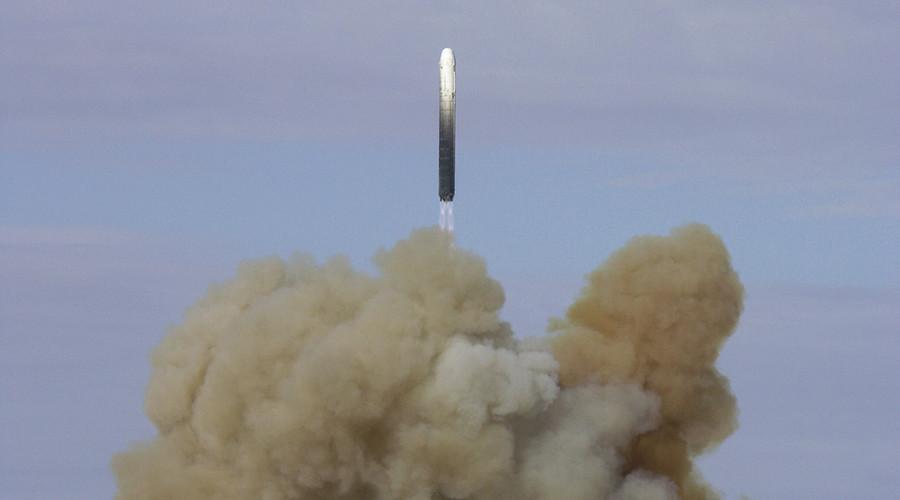 Nga thử tên lửa đủ sức đánh bại hệ thống phòng thủ Mỹ - 1