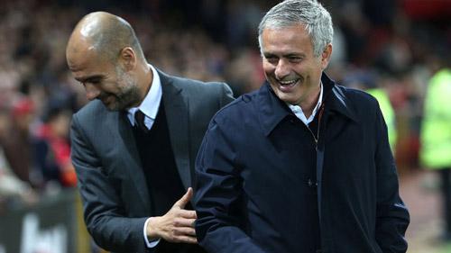 MU - Mourinho thắng derby: Vui hôm nay đã - 1