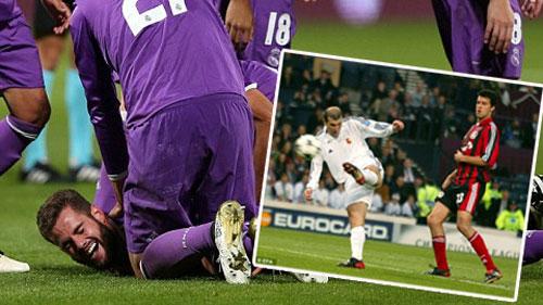 Real thắng đậm, Zidane mê mẩn siêu phẩm của học trò - 1