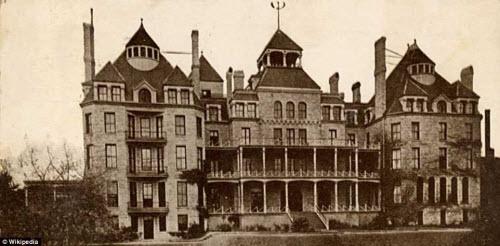 """Những khách sạn """"ma ám"""" đáng sợ nhất thế giới - 3"""