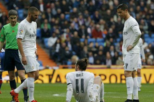"Real: Đến lúc ""khai tử"" tam tấu Bale–Benzema-Ronaldo - 1"