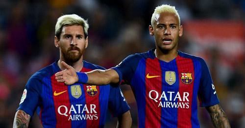 """Barca: Neymar có thể """"gánh team"""" như Messi? - 2"""