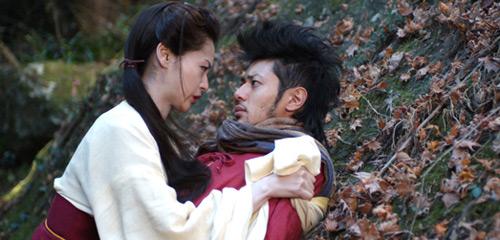 Day dứt với phim tình yêu và lòng thù hận của Ninja Nhật - 2