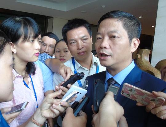 Bộ trưởng Bộ Công Thương nói về việc kỷ luật ông Vũ Huy Hoàng - 2