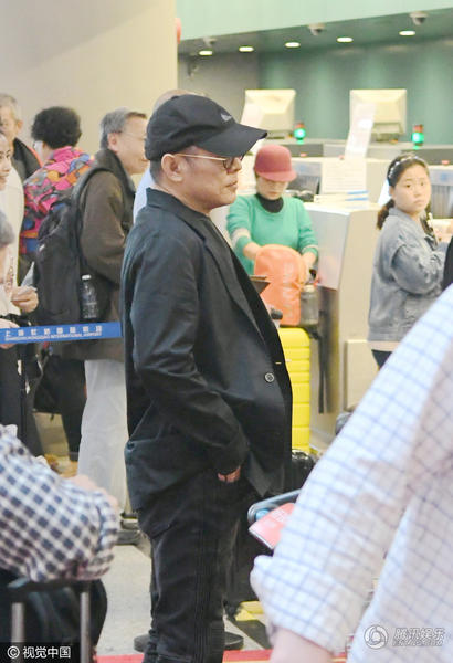 Bất ngờ gặp Lý Liên Kiệt già nua giữa sân bay - 2