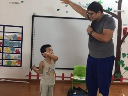 Bắc Ninh: Lần đầu đưa Tiếng Anh vào dạy ở trường mầm non - 1