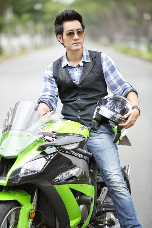 Nguyễn Phi Hùng và cuộc sống không vợ con ở tuổi 40 - 1
