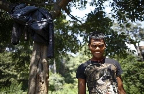 Kinh hoàng cách giảm đói của trẻ em nghèo Nepal - 5