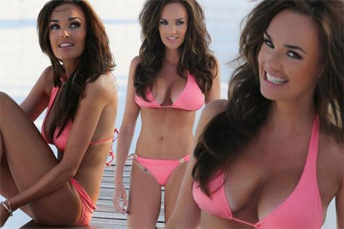 """""""Hồn bay phách lạc"""" với bikini sexy của ái nữ tỷ phú F1 - 6"""