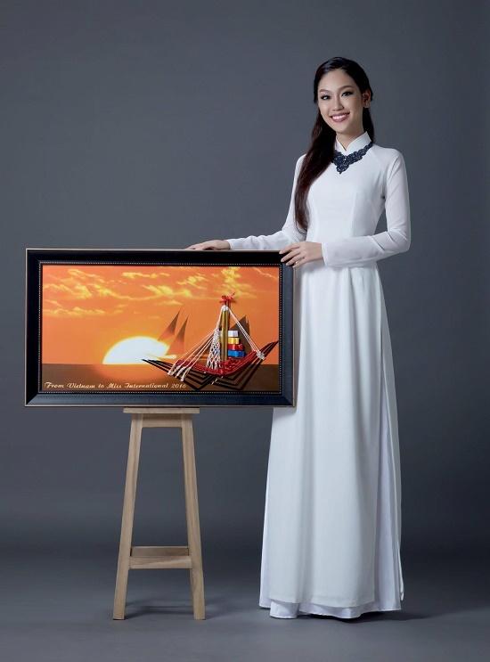 """Đại diện nhan sắc Việt """"trượt"""" top 15 Hoa hậu Quốc tế - 6"""