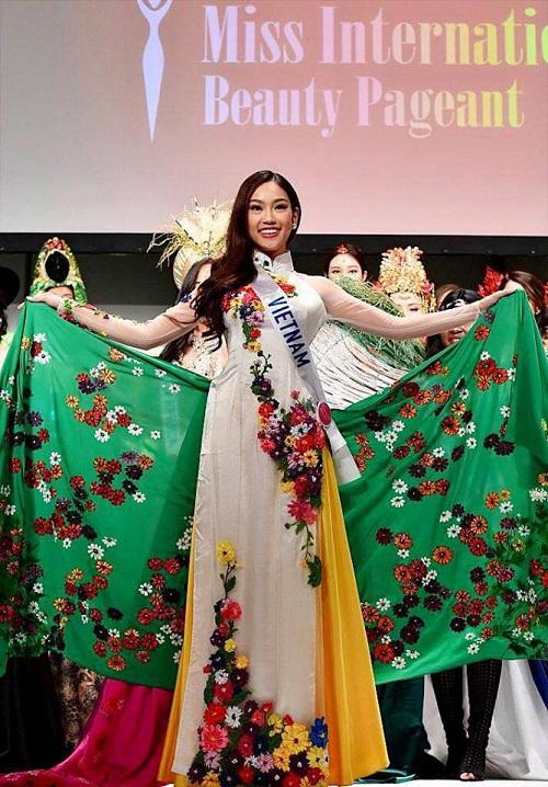 """Đại diện nhan sắc Việt """"trượt"""" top 15 Hoa hậu Quốc tế - 5"""