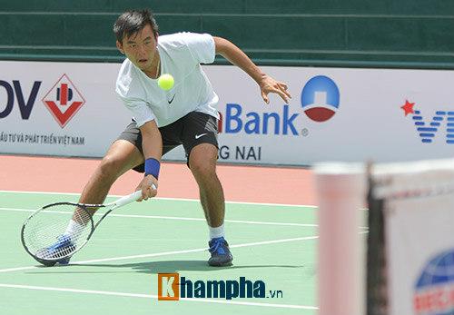 Hoàng Nam - Onishi: Kịch tính 3 set (vòng 2 F8 Việt Nam) - 1