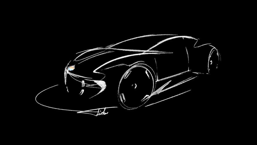 """Thiết kế """"táo bạo"""" của mẫu xe điện Henrik Fisker - 2"""