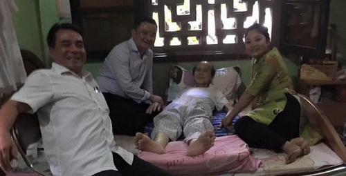 NSƯT Phạm Bằng phủ nhận bị ung thư gan - 1