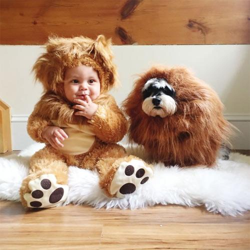 Học các bé cách ăn diện đi chơi Halloween - 1