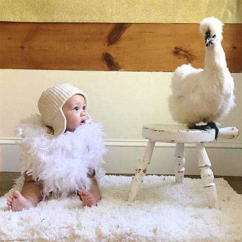 Học các bé cách ăn diện đi chơi Halloween - 4