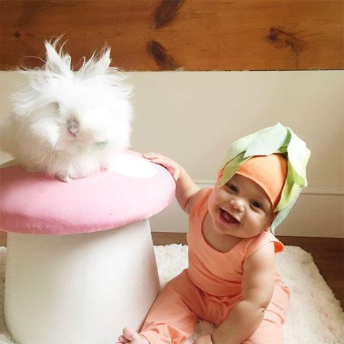 Học các bé cách ăn diện đi chơi Halloween - 9