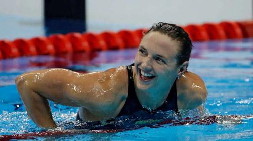 """Giải bơi thế giới: """"Người đàn bà thép"""" 2 ngày/8HCV - 1"""