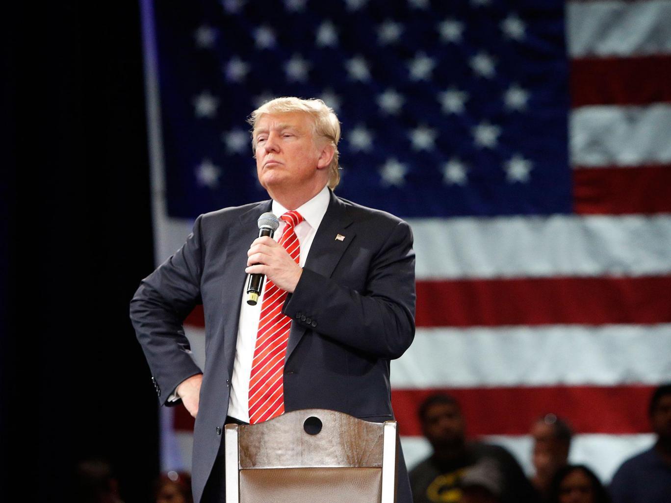 Trump tuyên bố chắc nịch sẽ thắng cử tại hầu hết các bang - 1