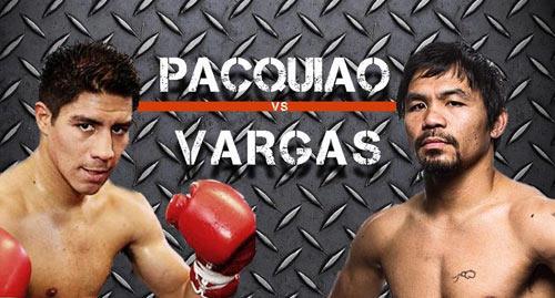 Boxing: 37 tuổi, Pacquiao trở lại hào sảng và mạnh mẽ - 1
