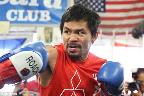 Boxing: 37 tuổi, Pacquiao trở lại hào sảng và mạnh mẽ - 2