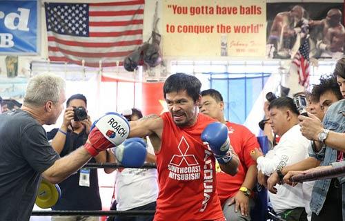 Boxing: 37 tuổi, Pacquiao trở lại hào sảng và mạnh mẽ - 5