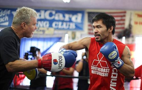 Boxing: 37 tuổi, Pacquiao trở lại hào sảng và mạnh mẽ - 3