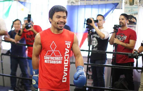 Boxing: 37 tuổi, Pacquiao trở lại hào sảng và mạnh mẽ - 4