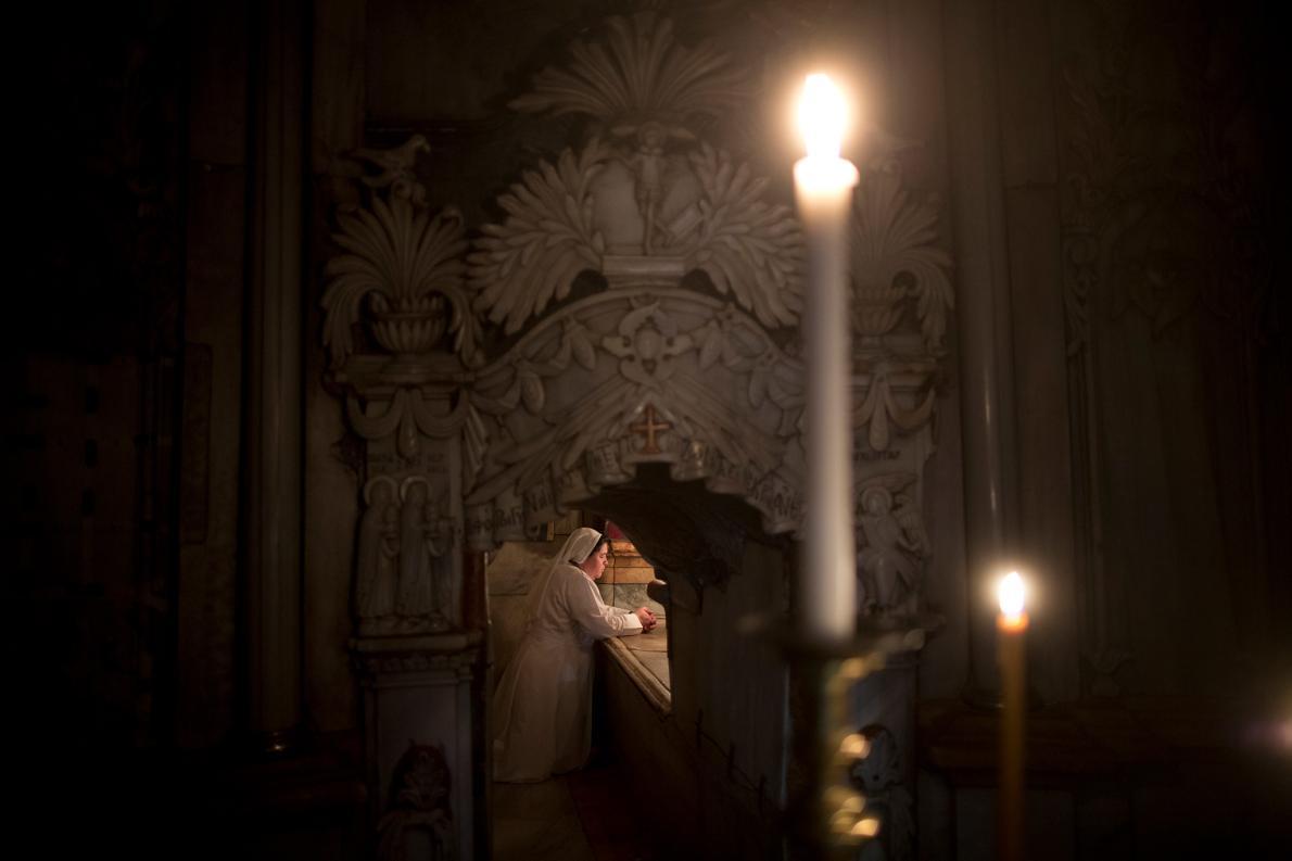 Lần đầu tiên mở mộ Chúa Jesus sau nhiều thế kỷ - 3