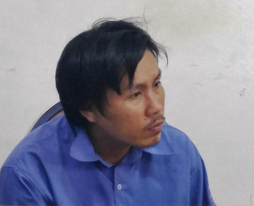 Tạm giữ tài xế xe buýt đâm người ở Sài Gòn - 1