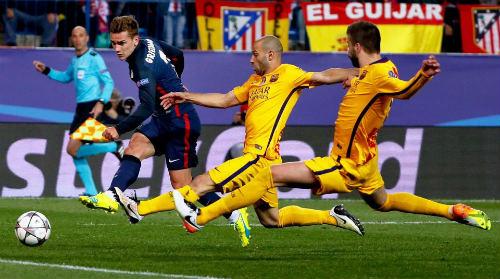MU coi chừng: PSG quyết mua Griezmann 89 triệu bảng - 1