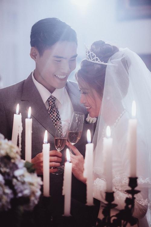 """Lộ """"thiệp cưới"""" của cặp đôi Next Top Quang Hùng- Quỳnh Châu - 5"""