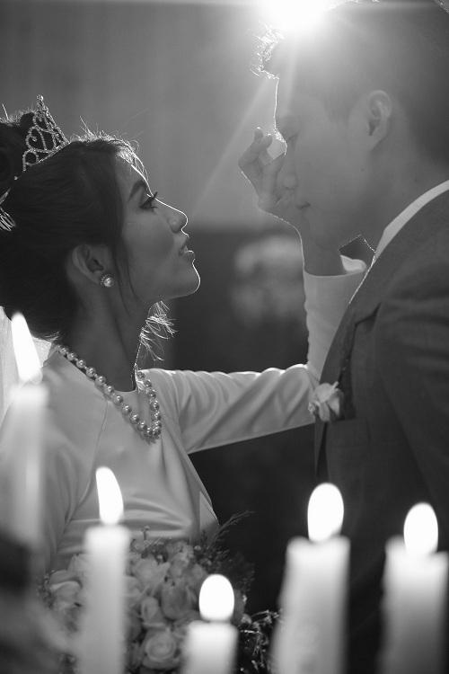"""Lộ """"thiệp cưới"""" của cặp đôi Next Top Quang Hùng- Quỳnh Châu - 7"""
