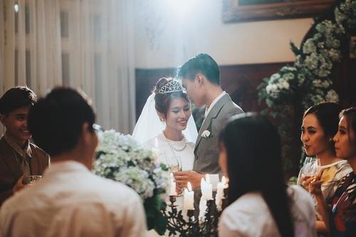 """Lộ """"thiệp cưới"""" của cặp đôi Next Top Quang Hùng- Quỳnh Châu - 8"""