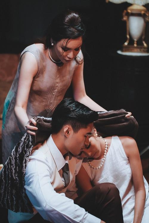 """Lộ """"thiệp cưới"""" của cặp đôi Next Top Quang Hùng- Quỳnh Châu - 11"""