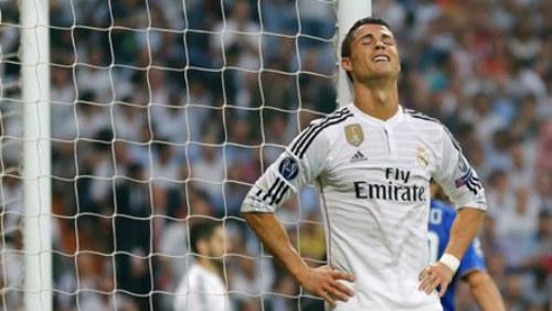"""7 siêu tiền đạo đang """"mất tích"""": Có Ronaldo, Vardy - 1"""