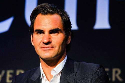 Nghỉ thi đấu, Federer vẫn là thương hiệu thể thao số 1 - 1