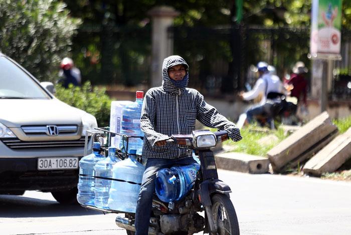 Thời tiết Việt Nam ấm nóng kỉ lục, nhiệt độ dị thường - 1