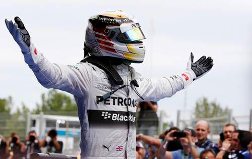 "F1, Mexican GP: Hamilton cần lắm ""Thần may mắn"" - 1"