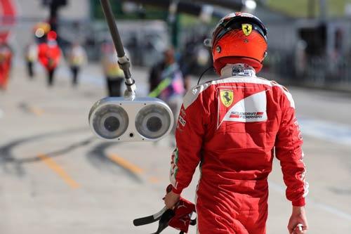 "F1, Mexican GP: Hamilton cần lắm ""Thần may mắn"" - 3"