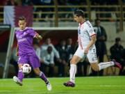 Bóng đá - Leonesa - Real Madrid: Tưng bừng 8 bàn thắng