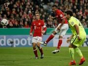 Bóng đá - Bayern - Augsburg: Hai quả phạt đền hỏng ăn