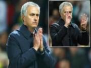 Bóng đá - Đả bại Man City, Mourinho cúi đầu xin lỗi fan MU