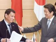 Ông Duterte đổi ý về cách giải quyết mâu thuẫn Biển Đông