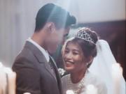 """Thời trang - Lộ """"thiệp cưới"""" của cặp đôi Next Top Quang Hùng- Quỳnh Châu"""